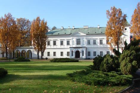 Pałac w Falentach – siedziba ITP. Foto. Piotr Nawalany